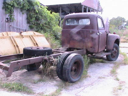1952 Ford F4 Ford Trucks For Sale Old Trucks Antique