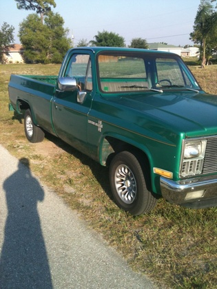 1982 Chevy C 10 Chevrolet Chevy Trucks For Sale Old