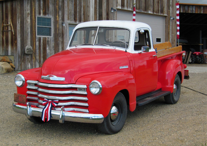 1948 chevy 3100 5 window pickup chevrolet chevy trucks for sale old trucks antique trucks. Black Bedroom Furniture Sets. Home Design Ideas