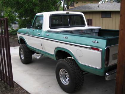 1978 Ford F150 Ranger Lariat 4x4 Ford Trucks For Sale