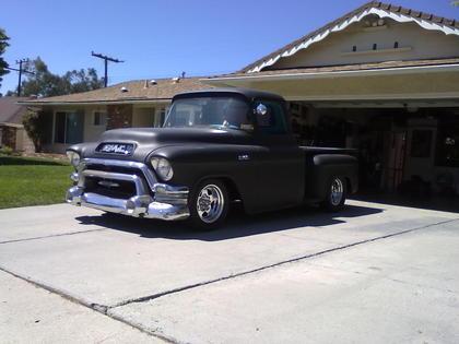1956 Gmc 100 Gmc Trucks For Sale Old Trucks Antique