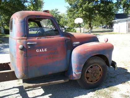 1949 Dodge Truck >> 1949 Chevy 6400 - Chevrolet - Chevy Trucks for Sale | Old ...