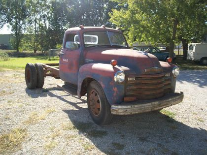 1949 Chevy 6400 Chevrolet Chevy Trucks For Sale Old
