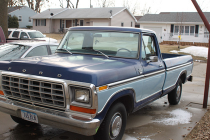 1979 ford f100 styleside lariat price reduced ford trucks for sale old trucks antique. Black Bedroom Furniture Sets. Home Design Ideas