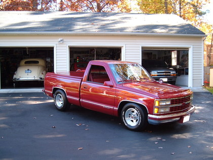 1990 chevy shortbed pickup truck 350 chevrolet chevy for Classic beds for sale