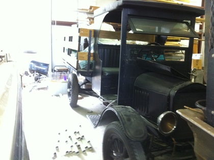 1924 Ford Model TT 1 ton pickup
