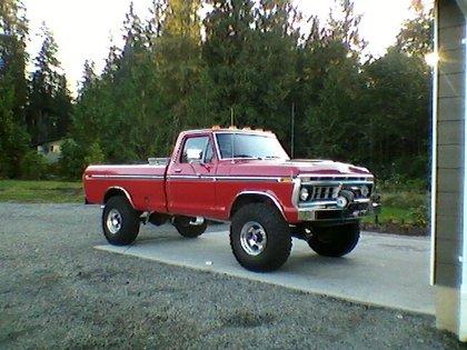 1976 Ford F250 Highboy Ford Trucks For Sale Old Trucks