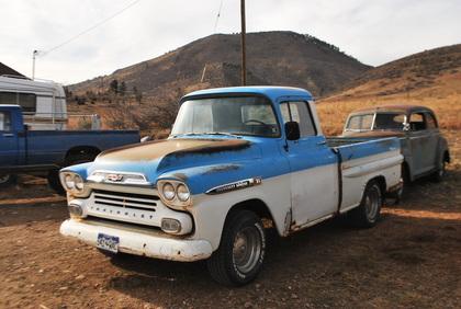 1959 chevy apache fleetside 31 chevrolet chevy trucks for sale old trucks antique trucks. Black Bedroom Furniture Sets. Home Design Ideas