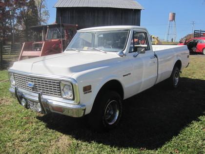 1972 Chevy Custon 10