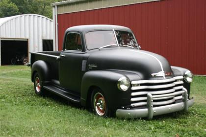 1953 Chevy 3100 half ton