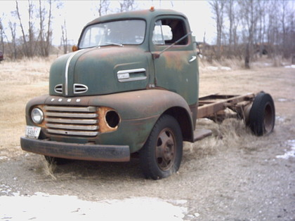 1949 Ford F-6 coe - Ford Trucks for Sale | Old Trucks ...
