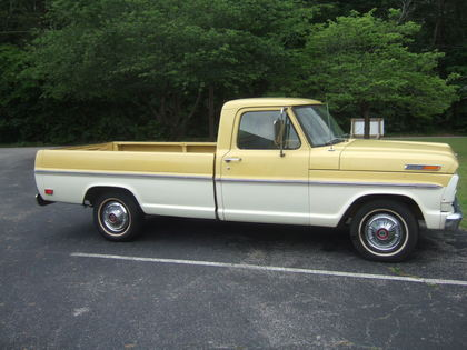 1969 ford f 100 ford trucks for sale old trucks. Black Bedroom Furniture Sets. Home Design Ideas