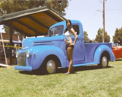 1945 Ford 1 2 ton Ford Trucks for Sale Old Trucks