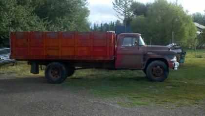 1956 GMC 3500