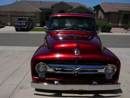 1956 ford f100 big window ford trucks for sale old for 1956 f100 big window