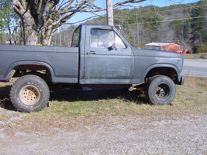 1981 Ford F150 Ford Trucks For Sale Old Trucks