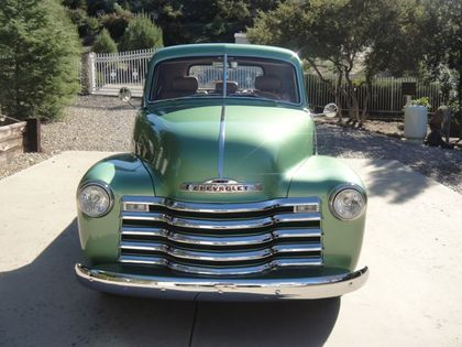 1953 Chevy 3100 Step Side Pick Up