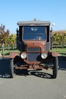 1923 Ford cc cab