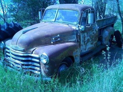 1950 Chevy 3/4 ton