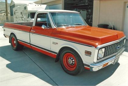 1972 Chevy Cheyenne 20 Super - Chevrolet - Chevy Trucks ...