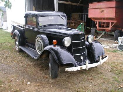 1935 Dodge KC - Dodge Trucks for Sale   Old Trucks ...