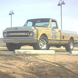 1970 Chevy C30