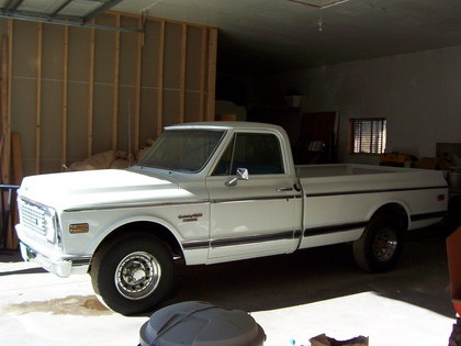 1970 Chevy C-20 LB 402 BB