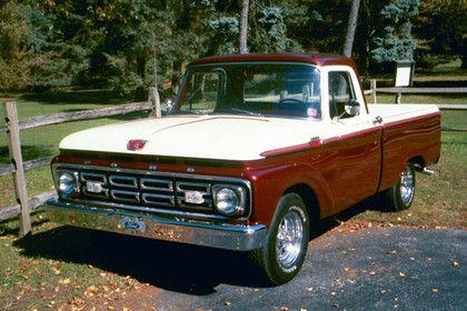 1964 ford f100 ford trucks for sale old trucks antique trucks vintage trucks for sale. Black Bedroom Furniture Sets. Home Design Ideas