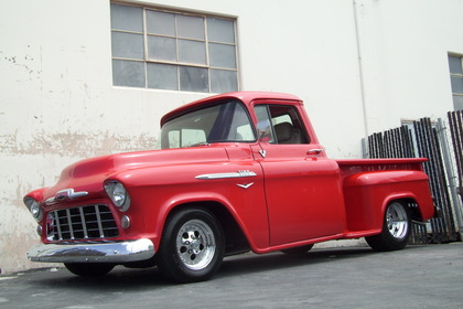 1956 Chevy 3100 Chevrolet Chevy Trucks For Sale Old