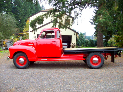 1948 Chevy 1 Ton Chevrolet Chevy Trucks For Sale Old