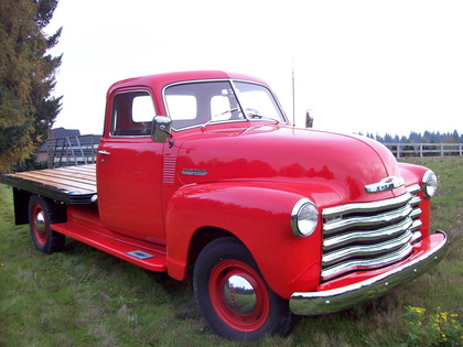 1948 Chevy 1 Ton - Chevrolet - Chevy Trucks for Sale | Old ...