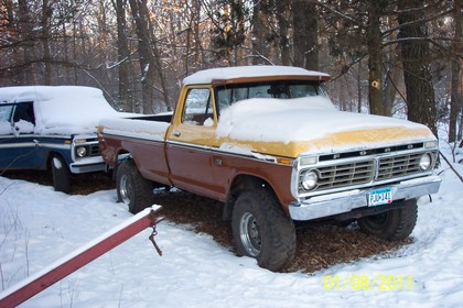 1974 Ford F 250 Ford Trucks For Sale Old Trucks