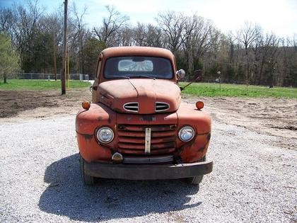 1949 Ford F4