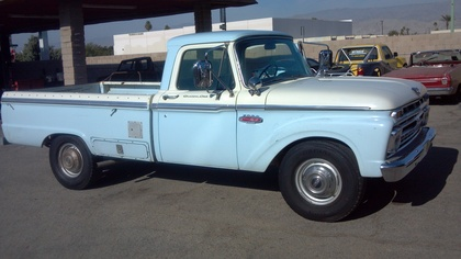 1966 ford f250 camper special ford trucks for sale old. Black Bedroom Furniture Sets. Home Design Ideas