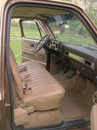 Truck Bed Accessories >> 1981 Chevy SILVERADO - Chevrolet - Chevy Trucks for Sale ...