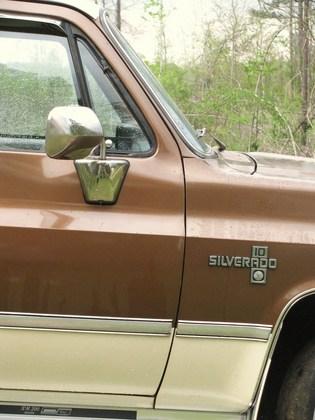 1981 Chevy SILVERADO - Chevrolet - Chevy Trucks for Sale ...