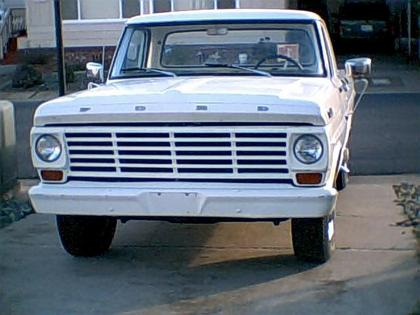 1967 Ford F250 Ford Trucks For Sale Old Trucks