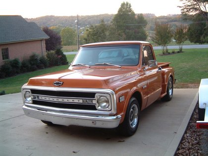 1969 Chevy Truck For Sale >> 1969 Chevy C 10 Chevrolet Chevy Trucks For Sale Old Trucks