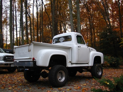 1953 Ford F 100 4x4 Ford Trucks For Sale Old Trucks
