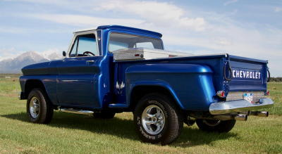 Chevy Colorado Pickup >> 1966 Chevy C10 Pickup - Chevrolet - Chevy Trucks for Sale | Old Trucks, Antique Trucks & Vintage ...