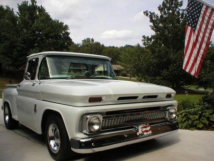 1963 chevy c10 stepside chevrolet chevy trucks for sale old trucks antique trucks. Black Bedroom Furniture Sets. Home Design Ideas