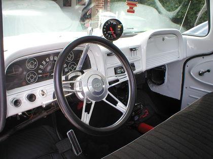 1963 Chevy C10 Stepside Chevrolet Chevy Trucks For