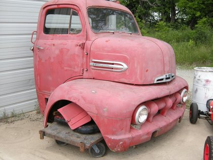 1951 Ford COE - Ford Trucks for Sale | Old Trucks, Antique Trucks & Vintage Trucks For Sale