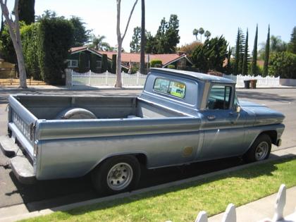 1963 Chevy c 10