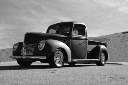 1940 Ford F-1