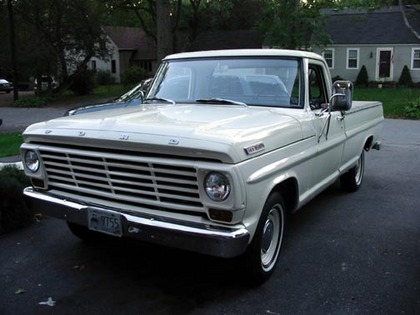 1967 Ford F100 Ford Trucks For Sale Old Trucks Antique Trucks Amp Vintage Trucks For Sale
