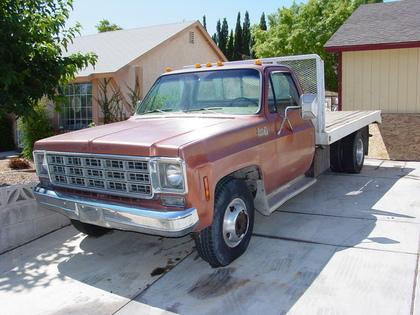 1978 GMC 35-1ton