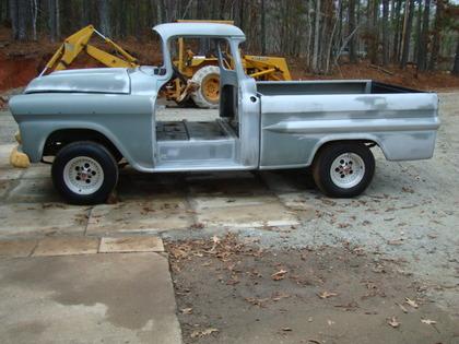 1958 chevy apache chevrolet chevy trucks for sale old trucks antique trucks vintage. Black Bedroom Furniture Sets. Home Design Ideas