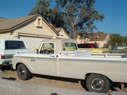 1965 ford f250 camper special ford trucks for sale old trucks antique trucks vintage. Black Bedroom Furniture Sets. Home Design Ideas