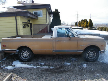 1969 Chevy c-10